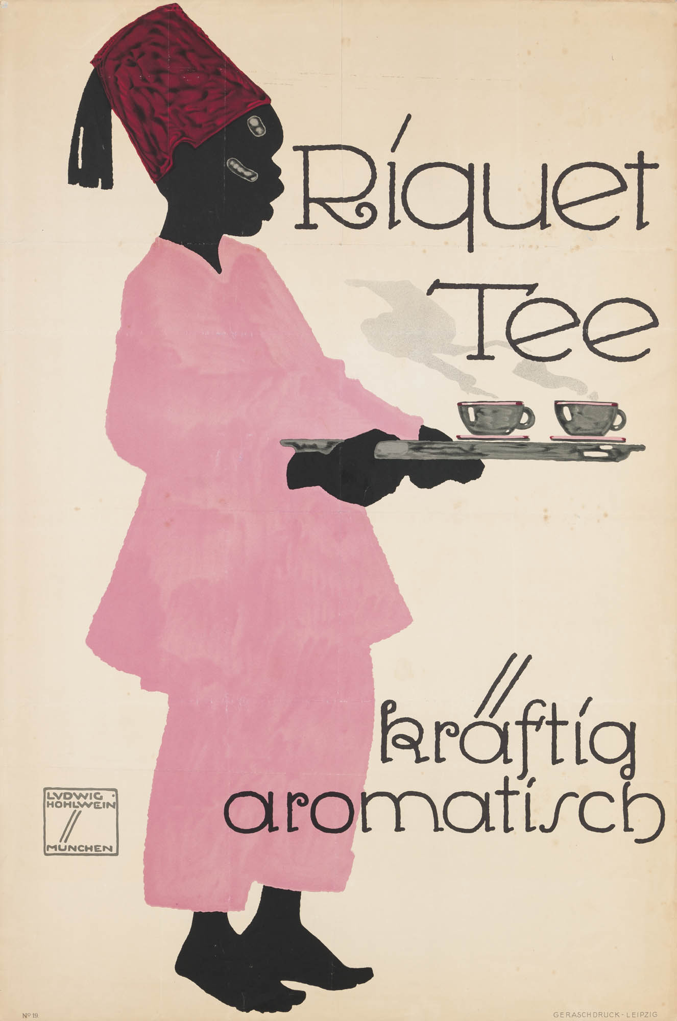 Kaffee Hag  Poster