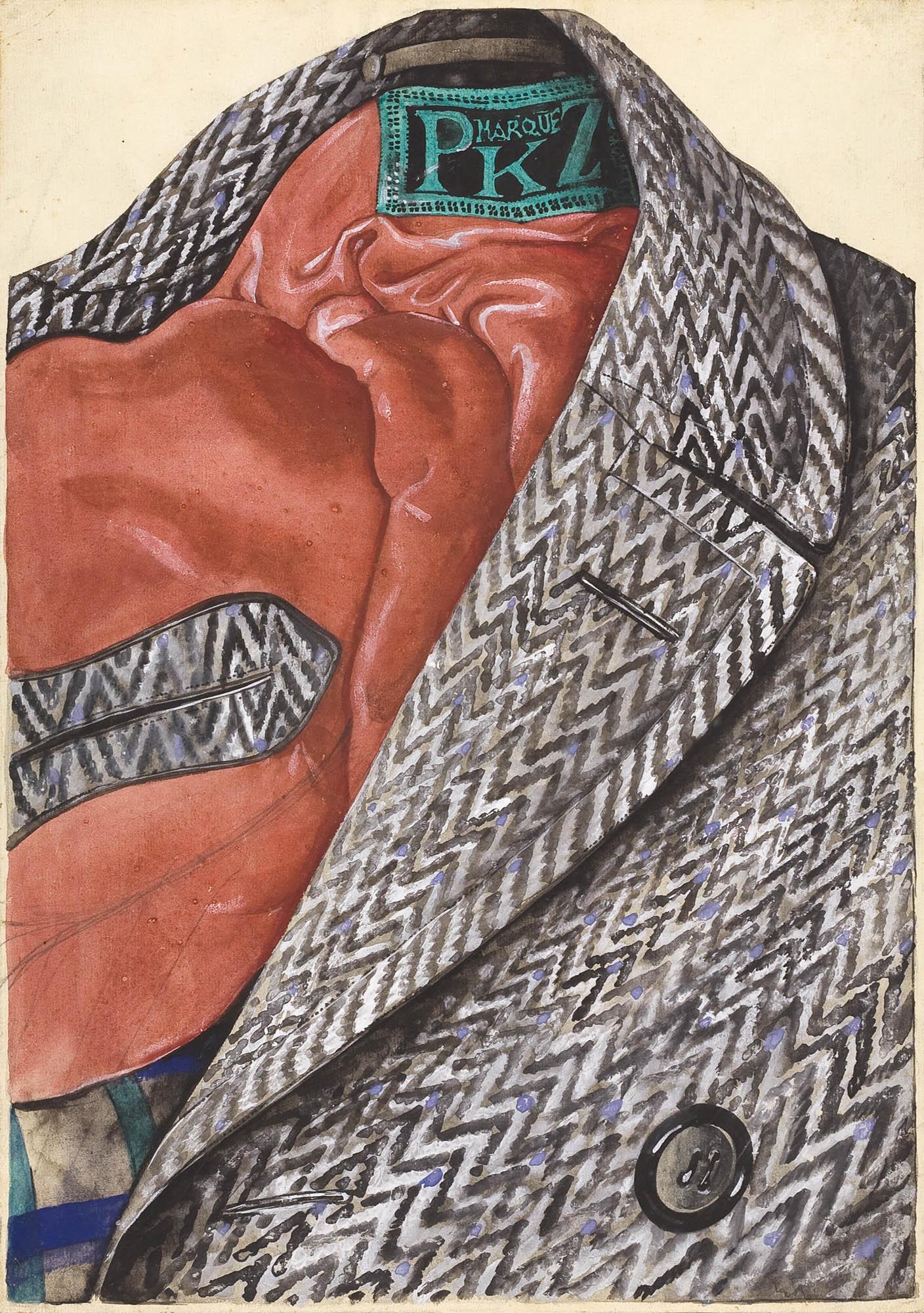 Marque PKZ Otto Baumberger Poster