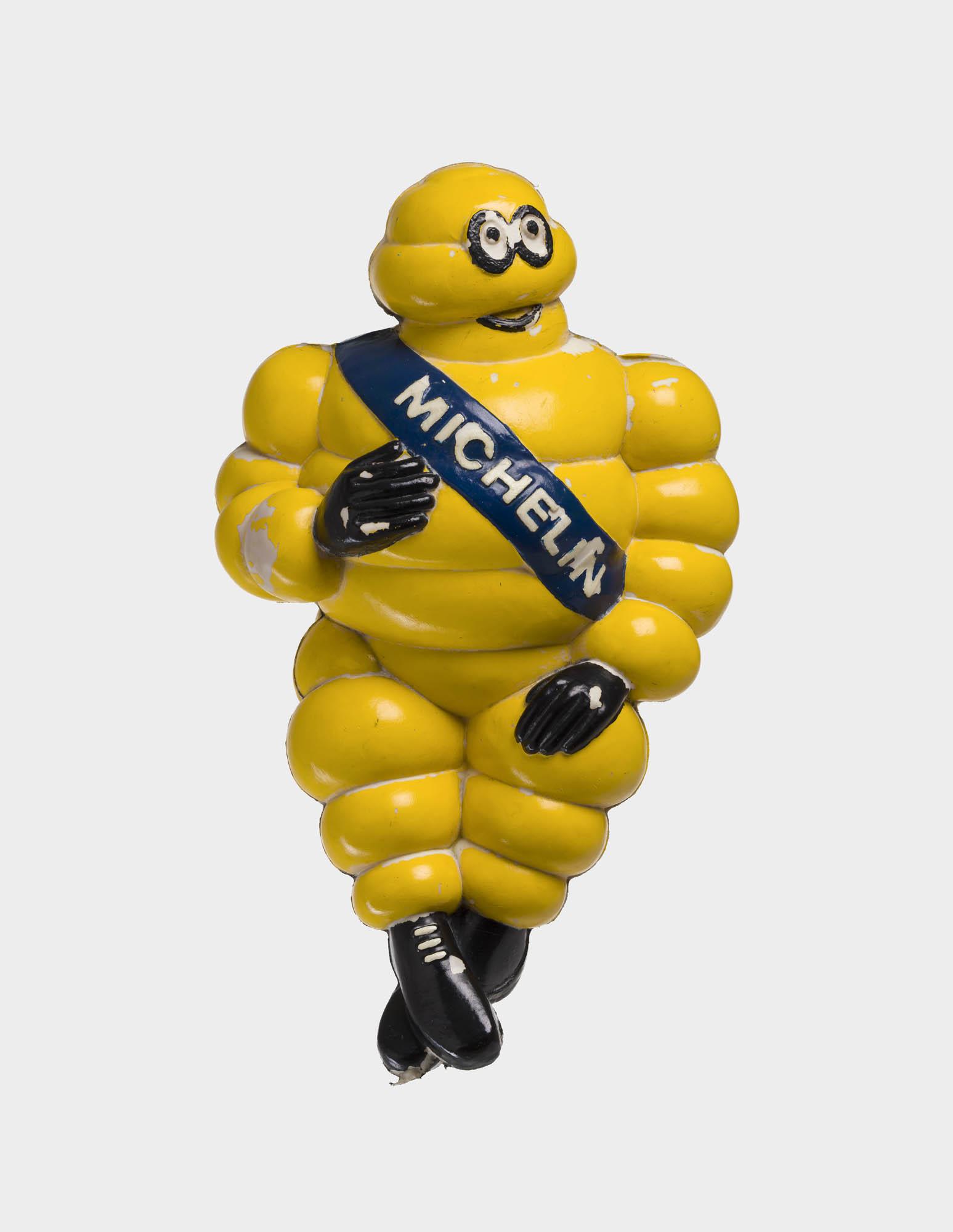 Nunc est bibendum – Le pneu Michelin boit l'obstacle O'Galop (Marius Rossillon) Plakat