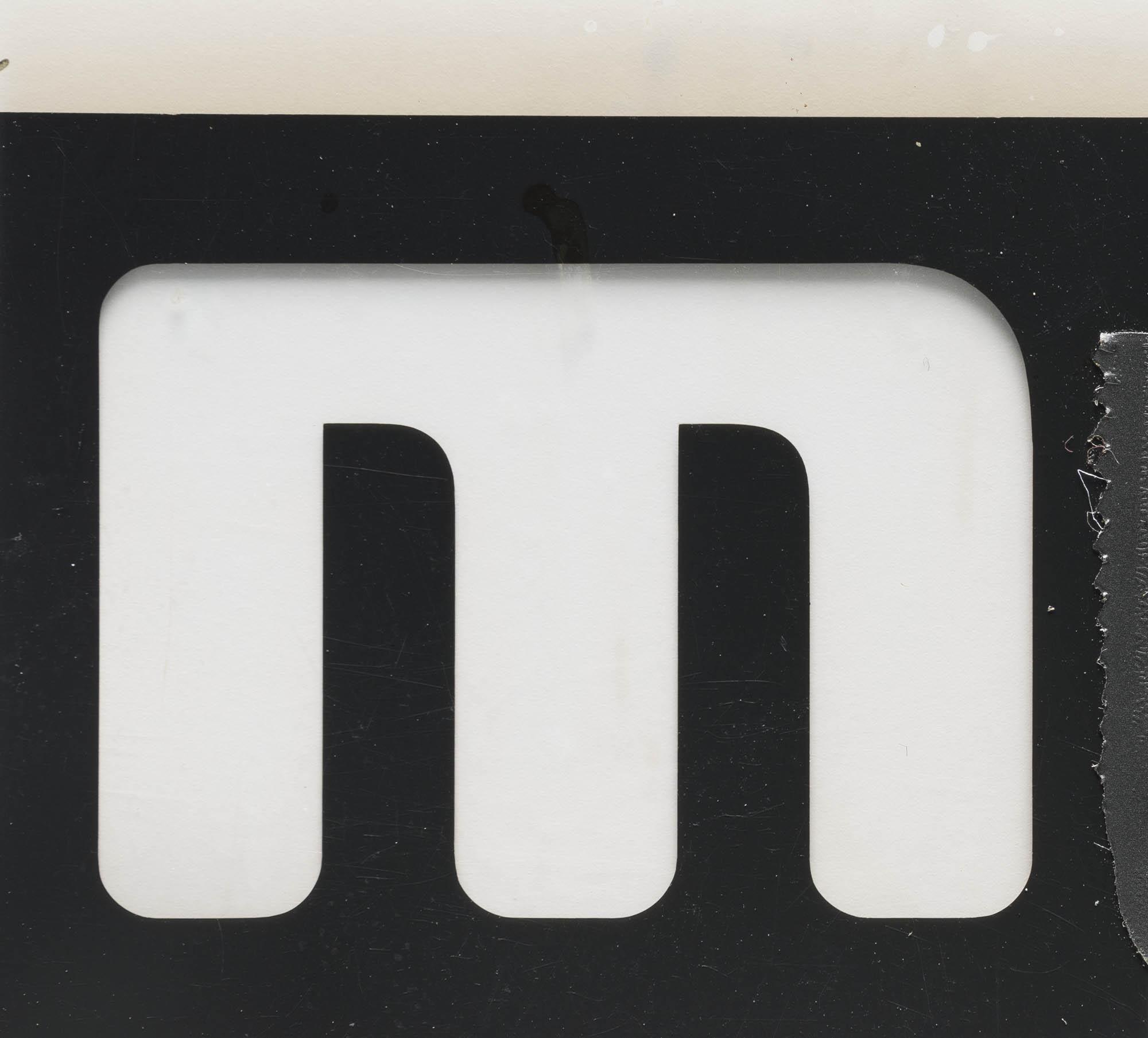 Alphabet Brancher Adrian Frutiger Druckvorlage