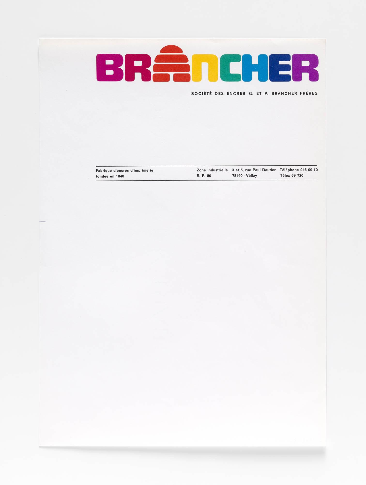 Alphabet Brancher Adrian Frutiger
