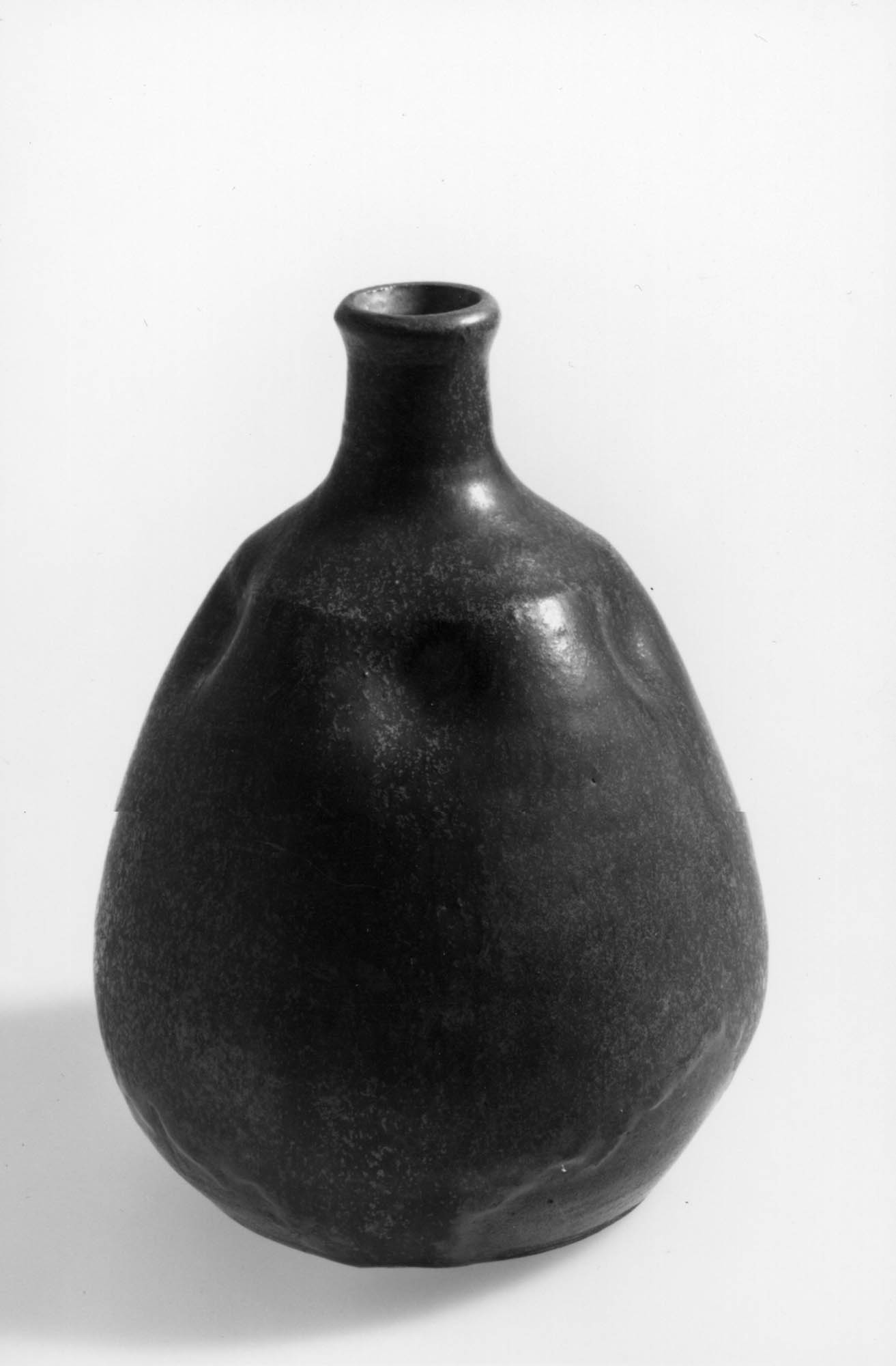 (untitled) Alfred William Finch Four-handled vase