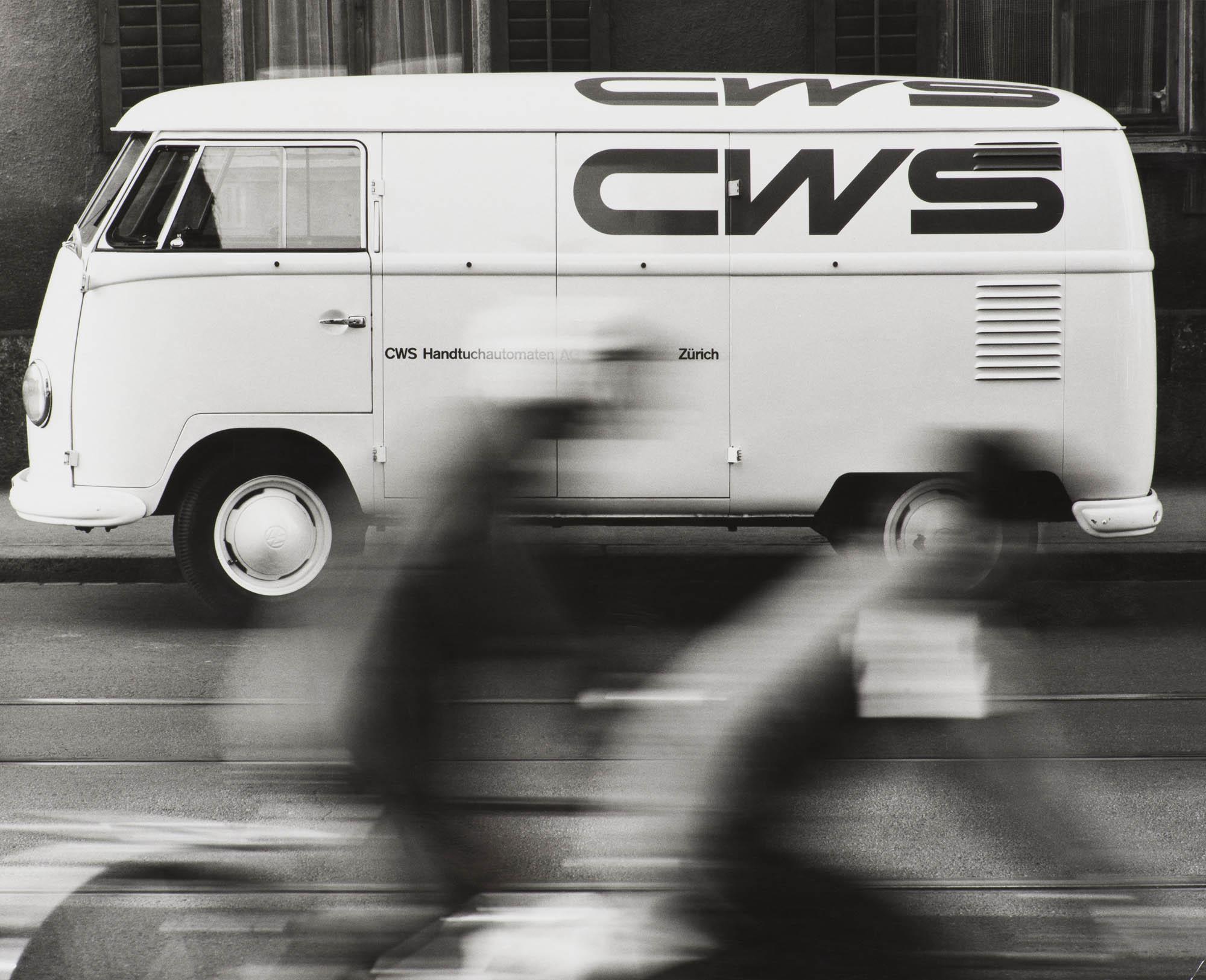 CWS Josef Müller-Brockmann Logoentwurf