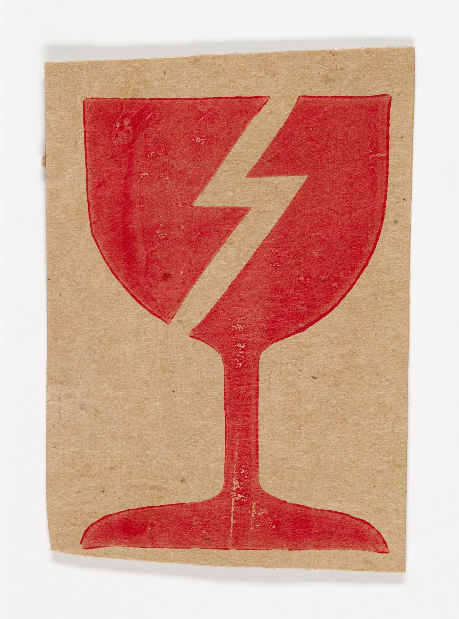 Poulet Sammlung Hans-Rudolf Lutz Piktogramm
