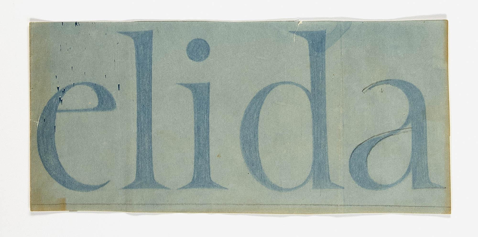 (Vorstudie zur Méridien), mintreoulphdafvbqswzxy Adrian Frutiger Typeface design