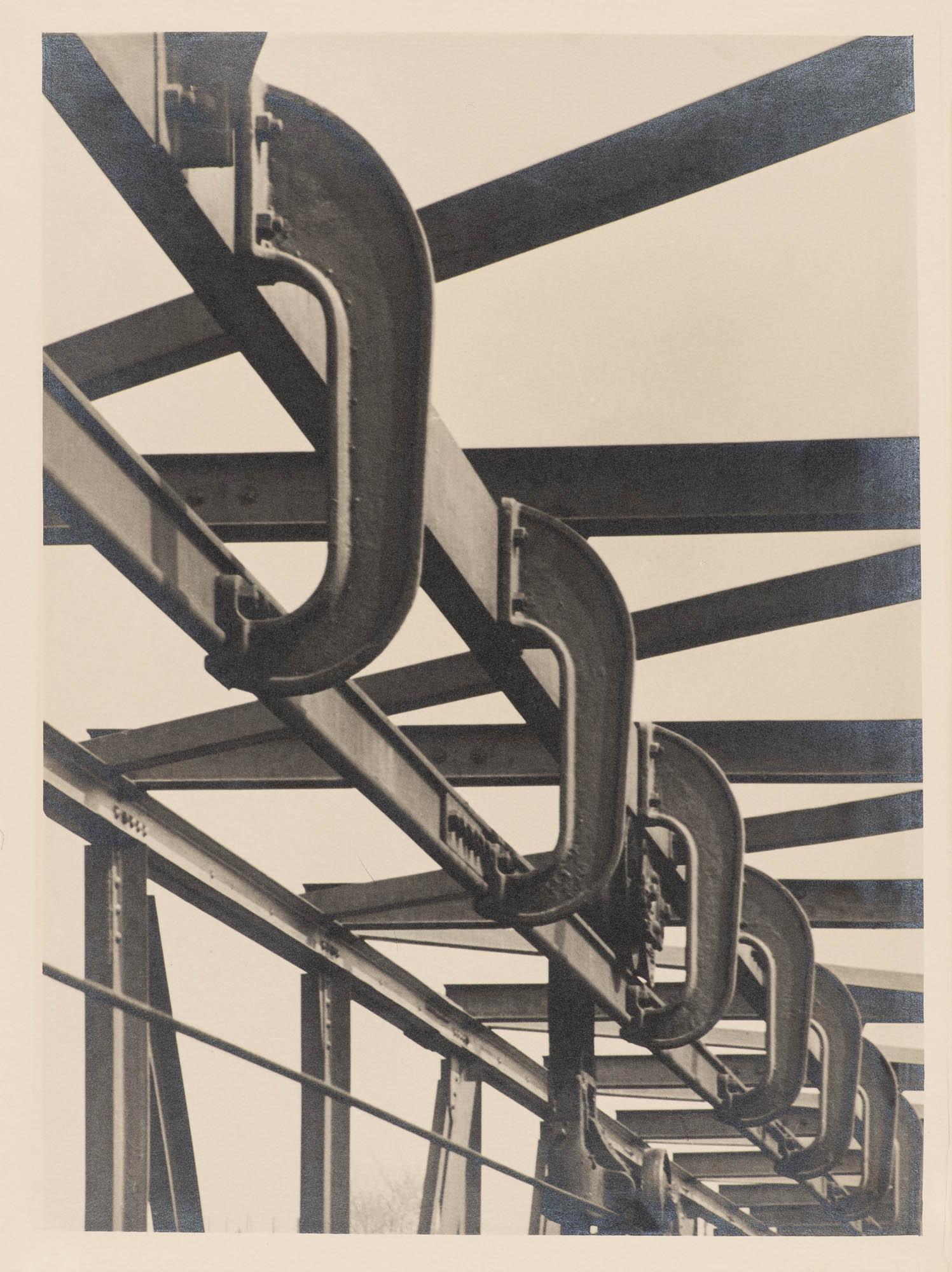 Riemenscheiben Albert Renger-Patzsch Photographie objective