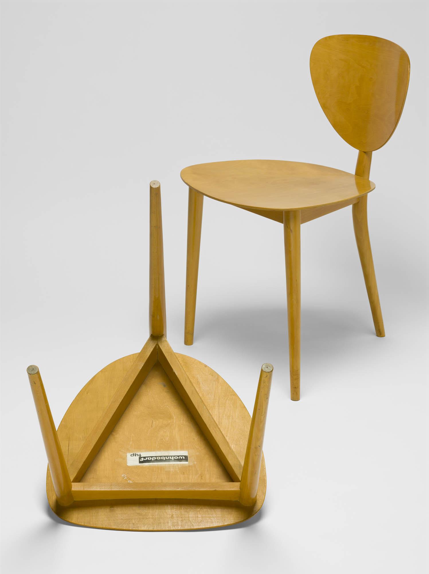Dreibeinstuhl Max Bill Chair