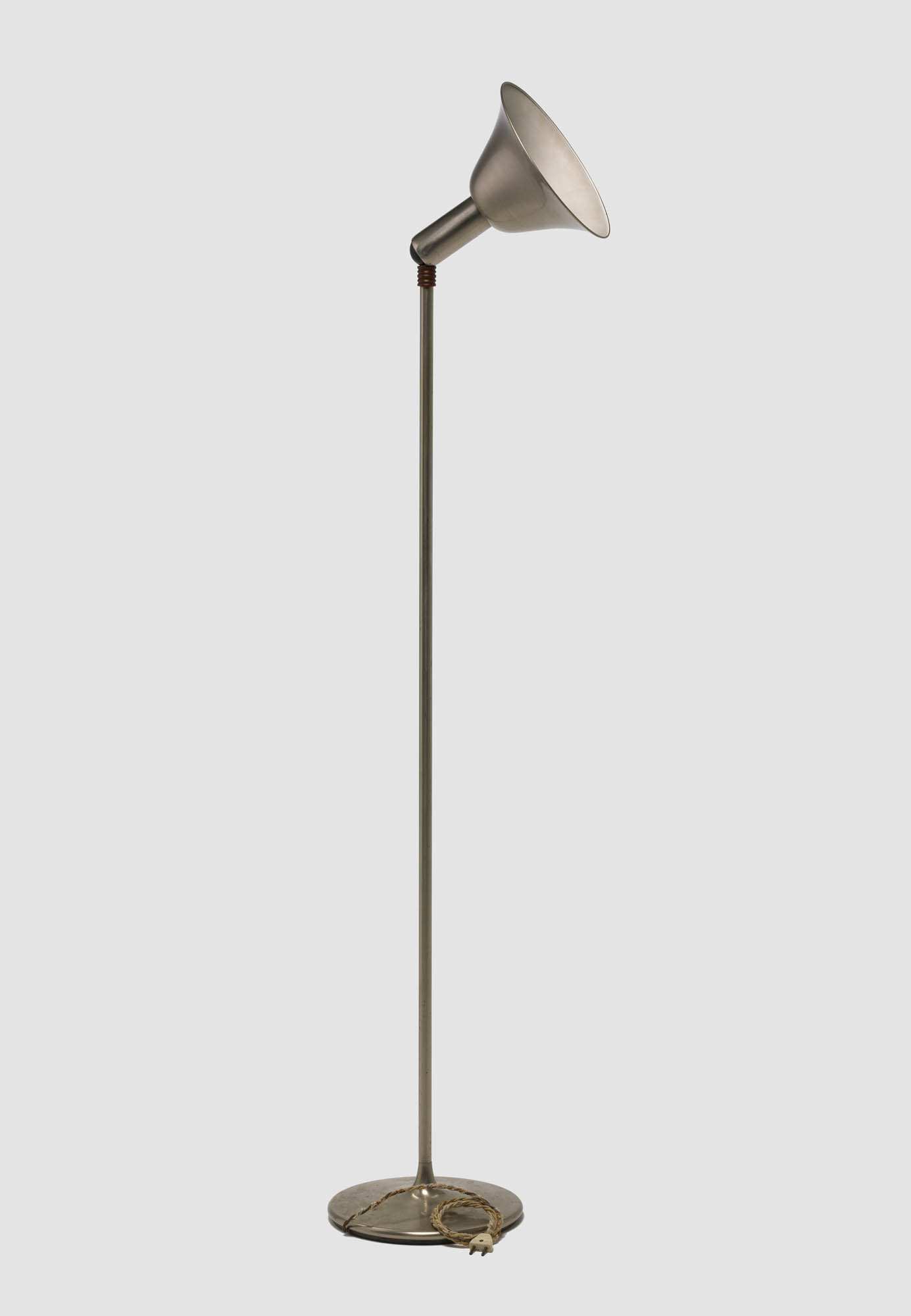 Verstellbare Indirektleuchte, Modell 4.344 Sigfried Giedion Table lamp
