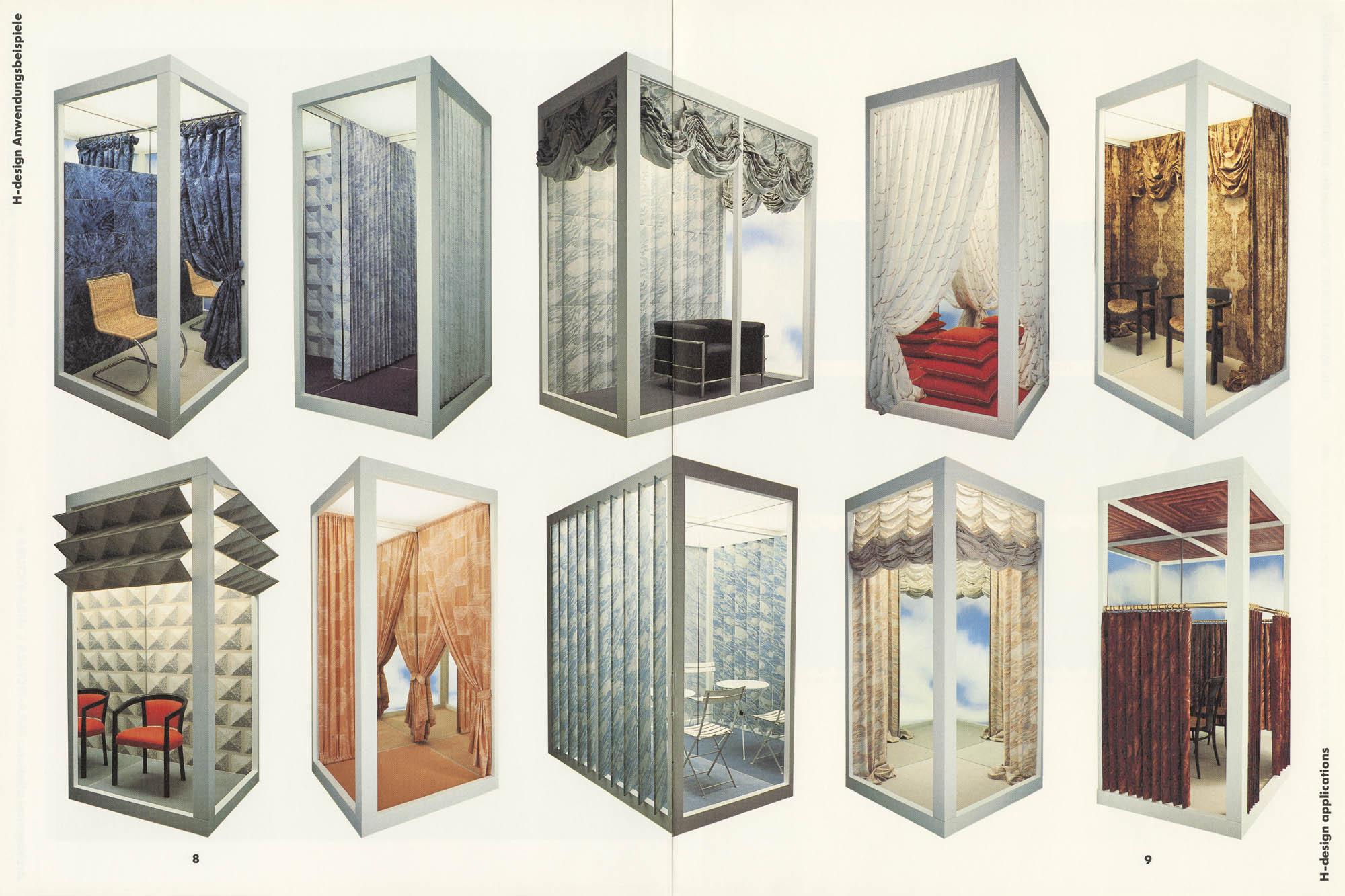 H-Design for Mira-X, Mira Ligneus – Imago Robert Haussmann Trix Haussmann