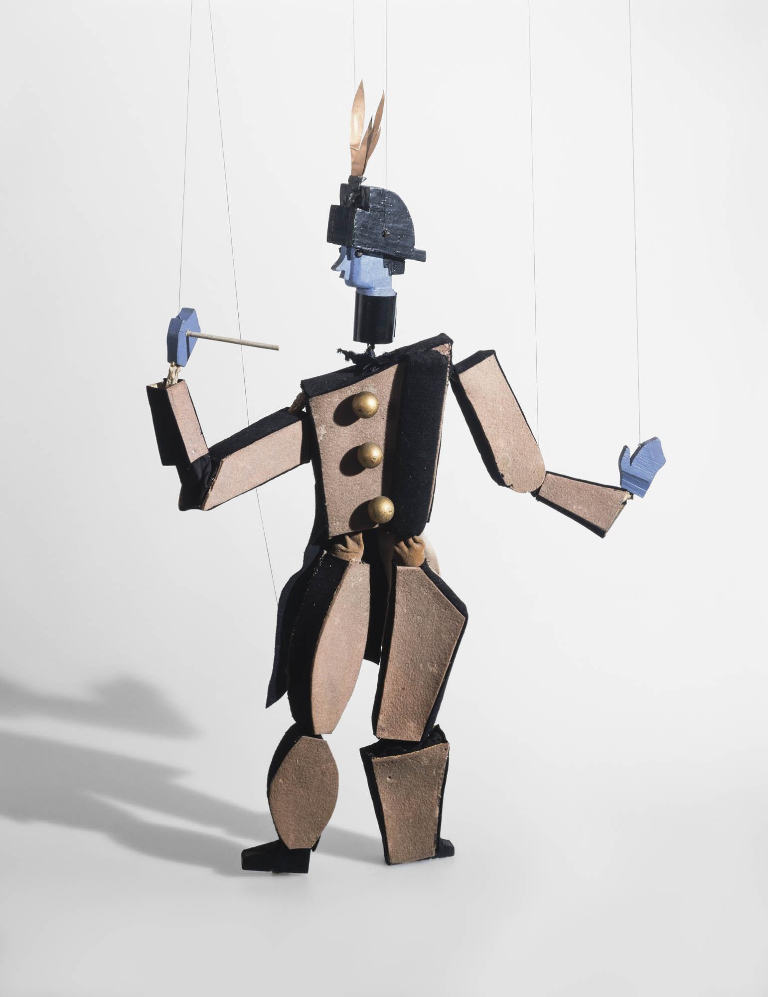 Longhi I Aleksandra Aleksandrovna Ekster Marionette