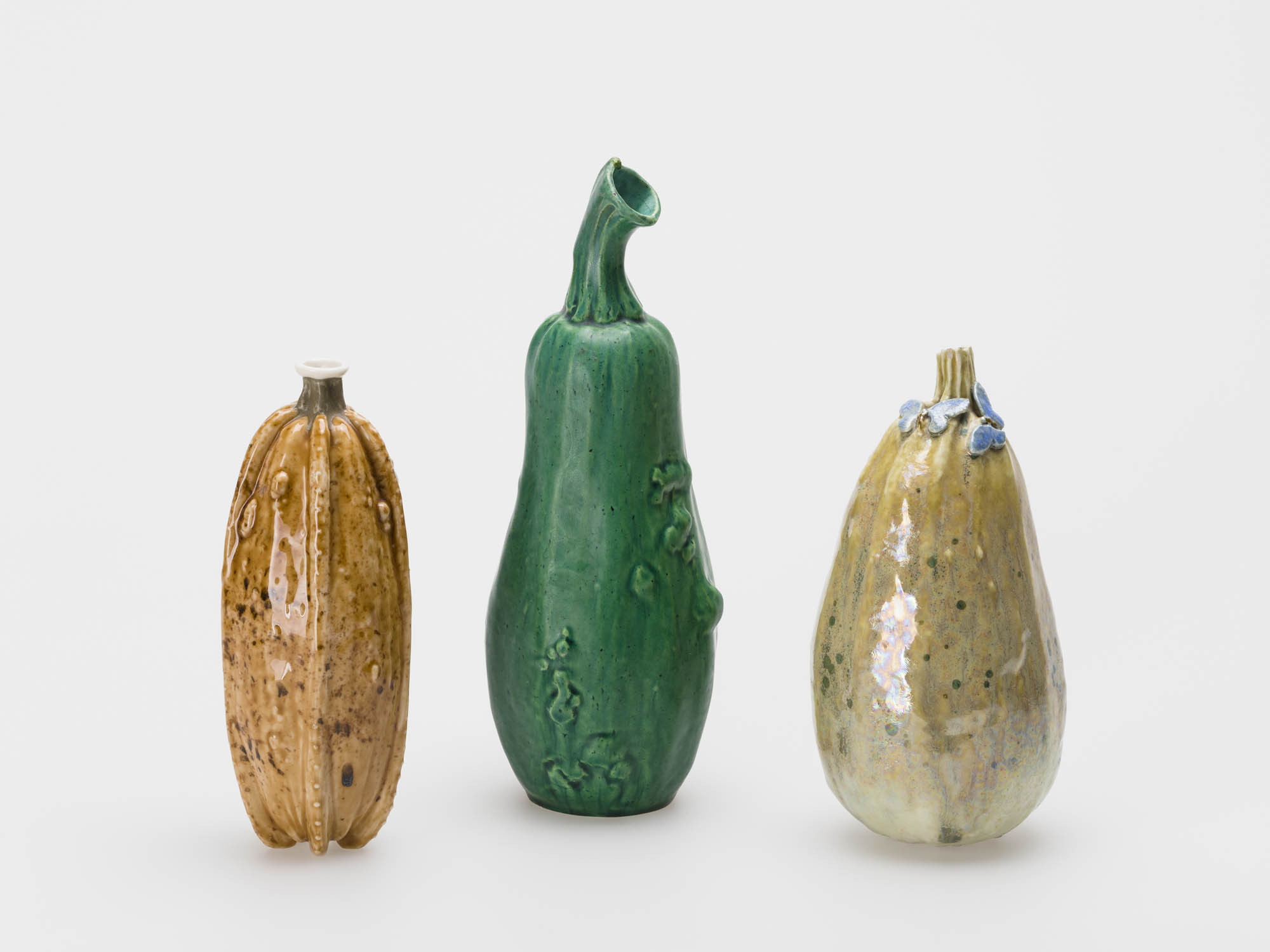 Kürbis Taxile Doat Vase