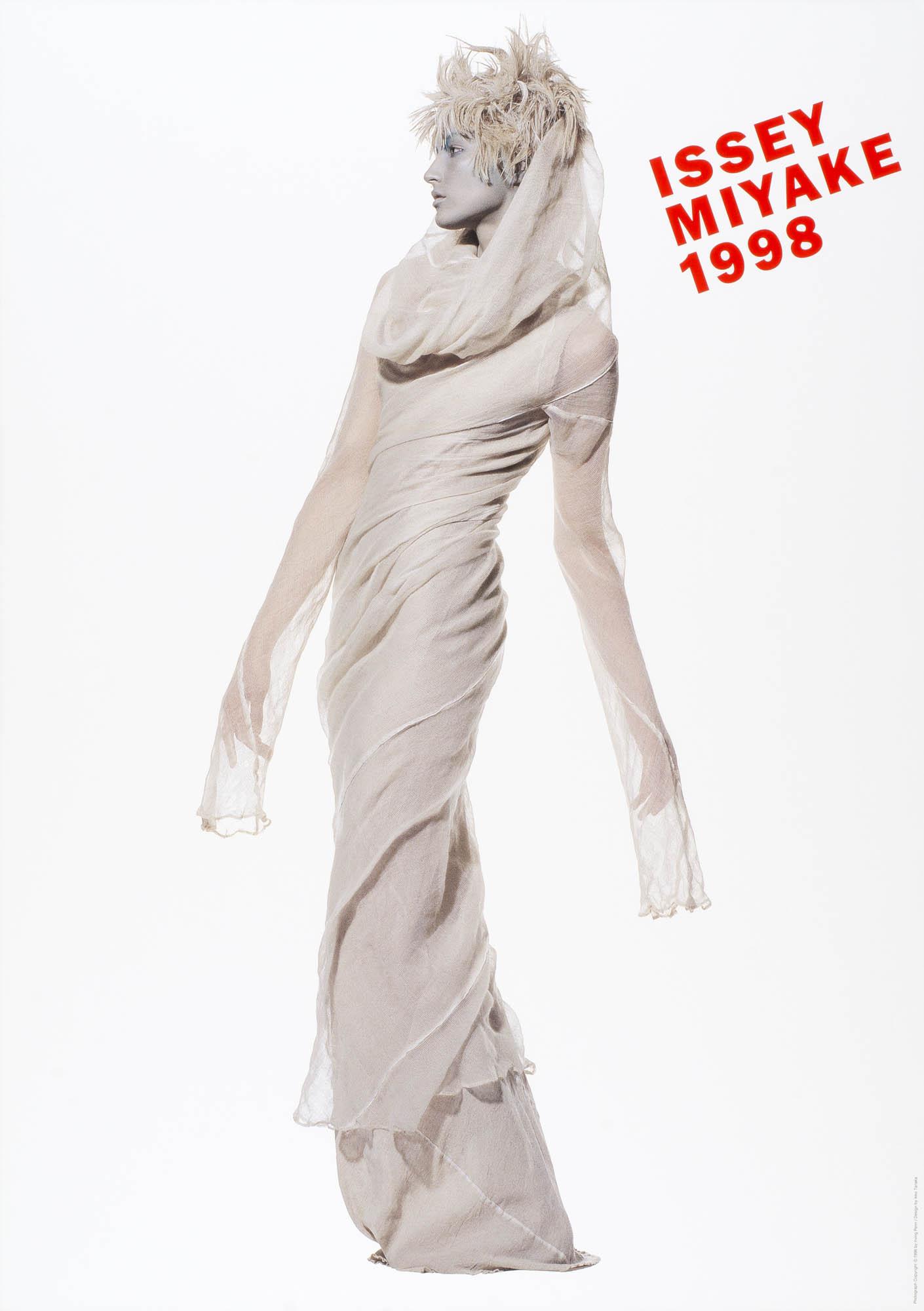(untitled) Issey Miyake Kimono