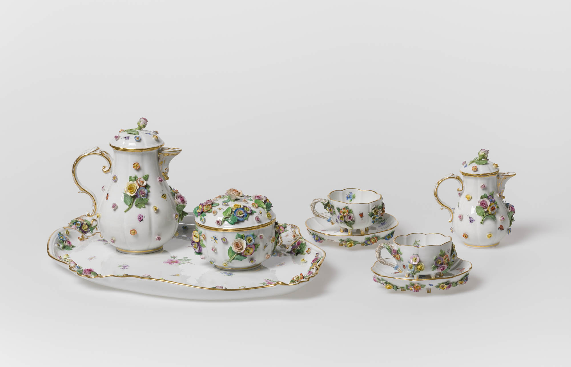 (sans titre) Königlich-Polnische und Kurfürstlich-Sächsische Porzellan-Manufaktur Meissen Tasse