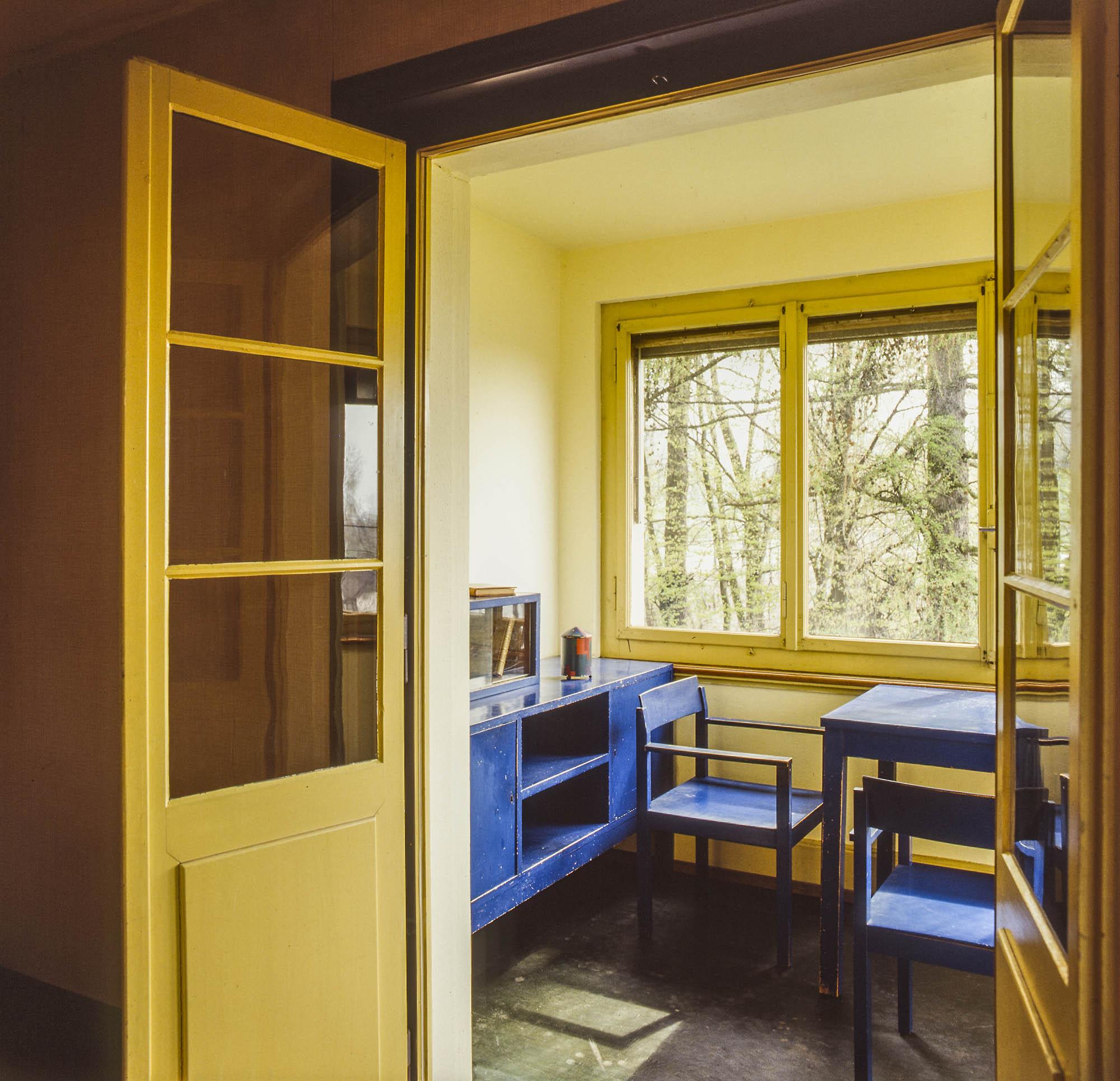 Entwurf für das Wohnhaus Alois Blöchlinger Traugott Stauss Hallway furniture