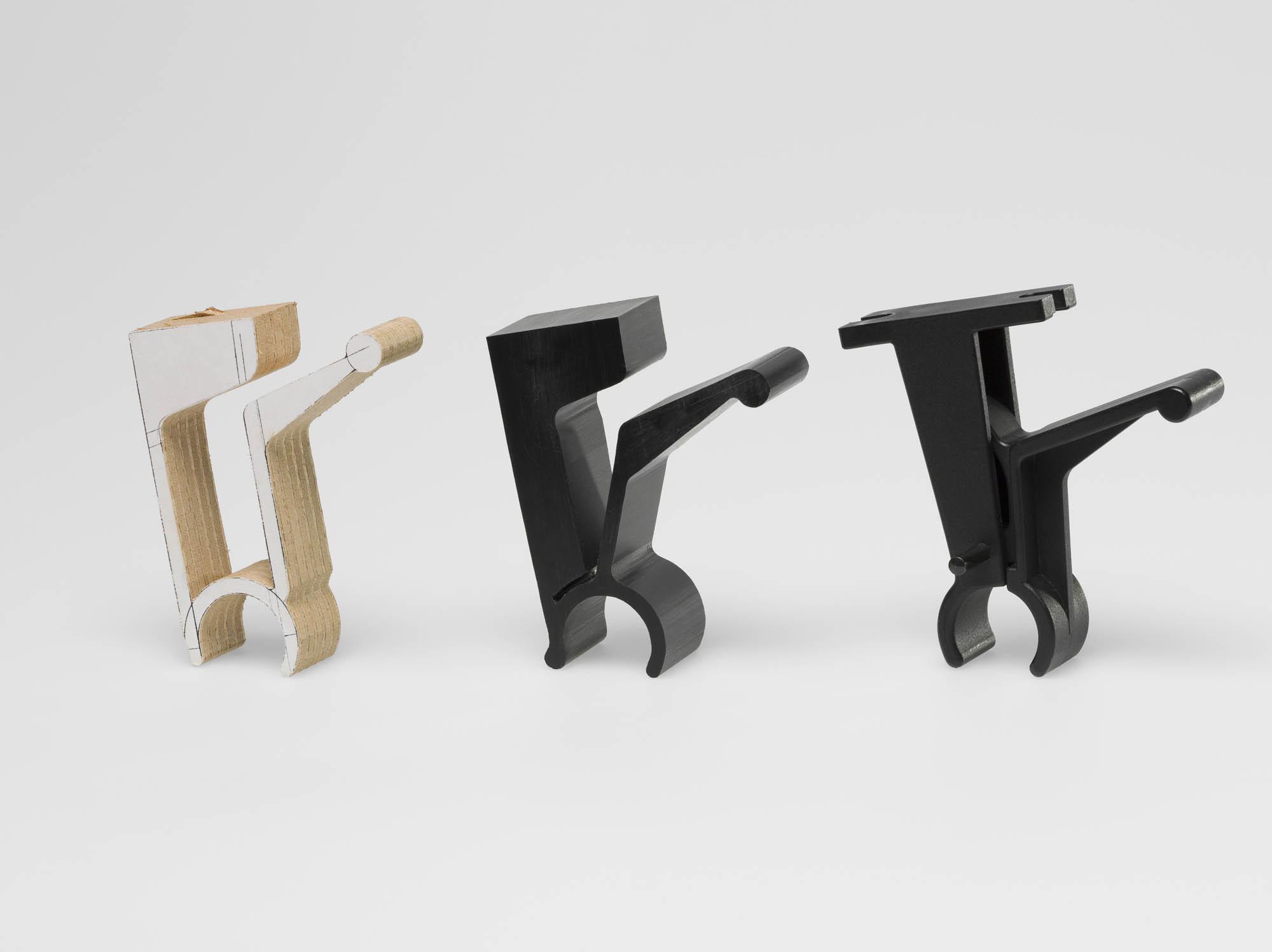 Move it, Prototyp Alfredo Häberli Christophe Marchand Folding table
