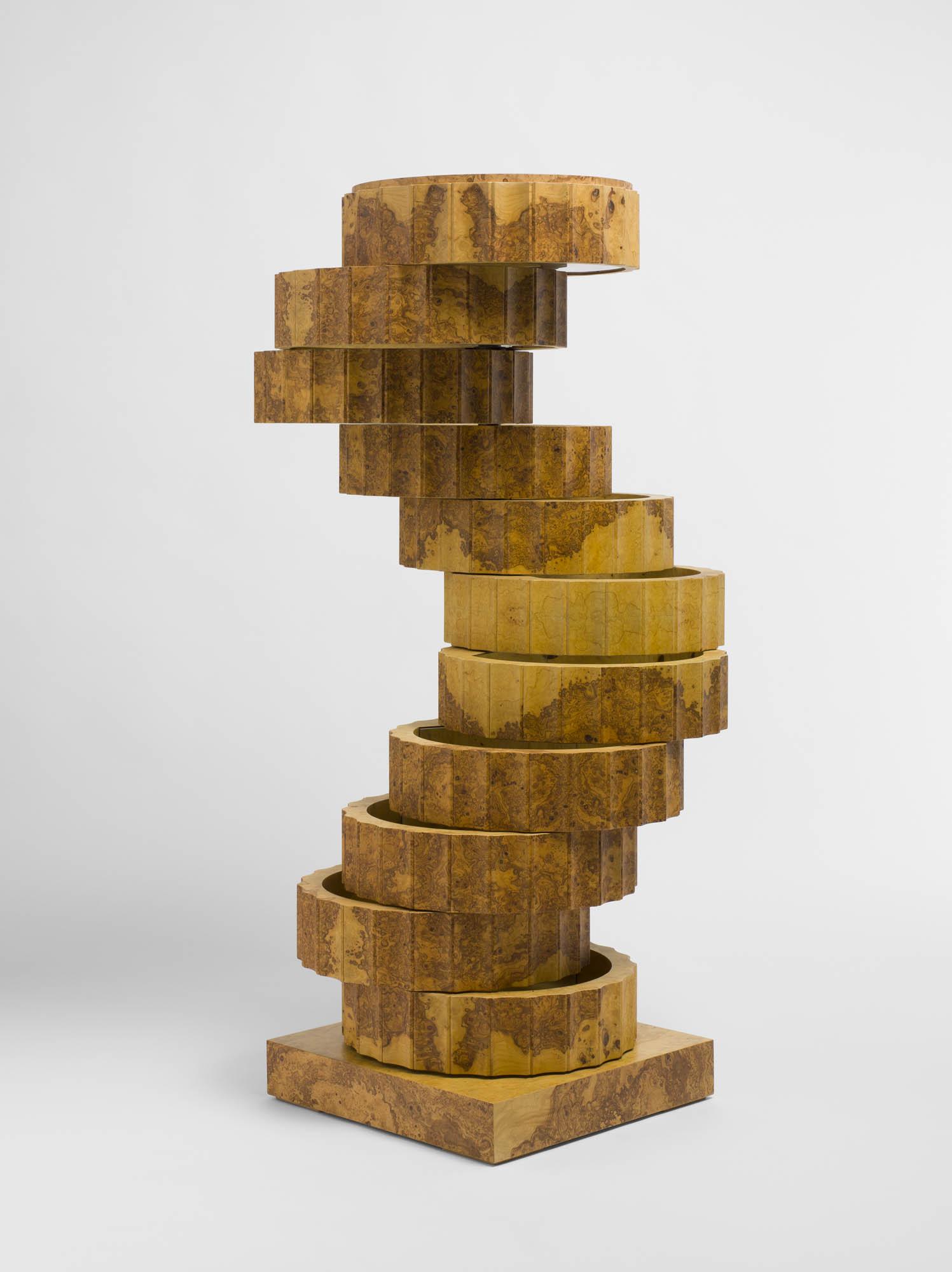 Säulenstumpf Robert Haussmann Trix Haussmann Behältermöbel