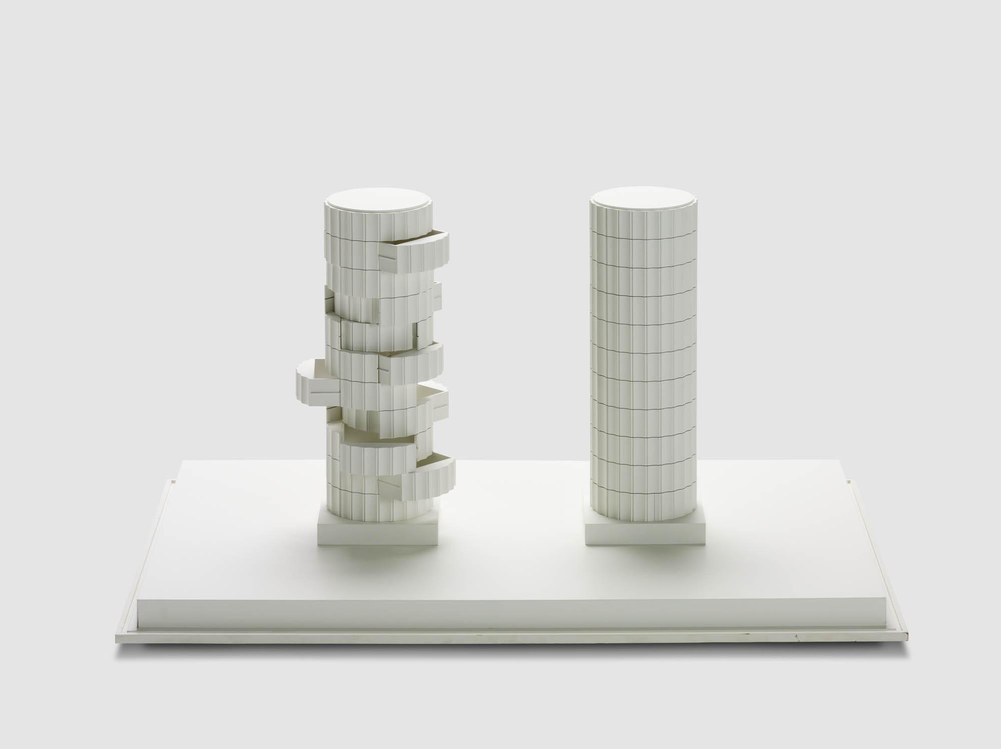 Säulenstumpf Robert Haussmann Trix Haussmann Storage unit