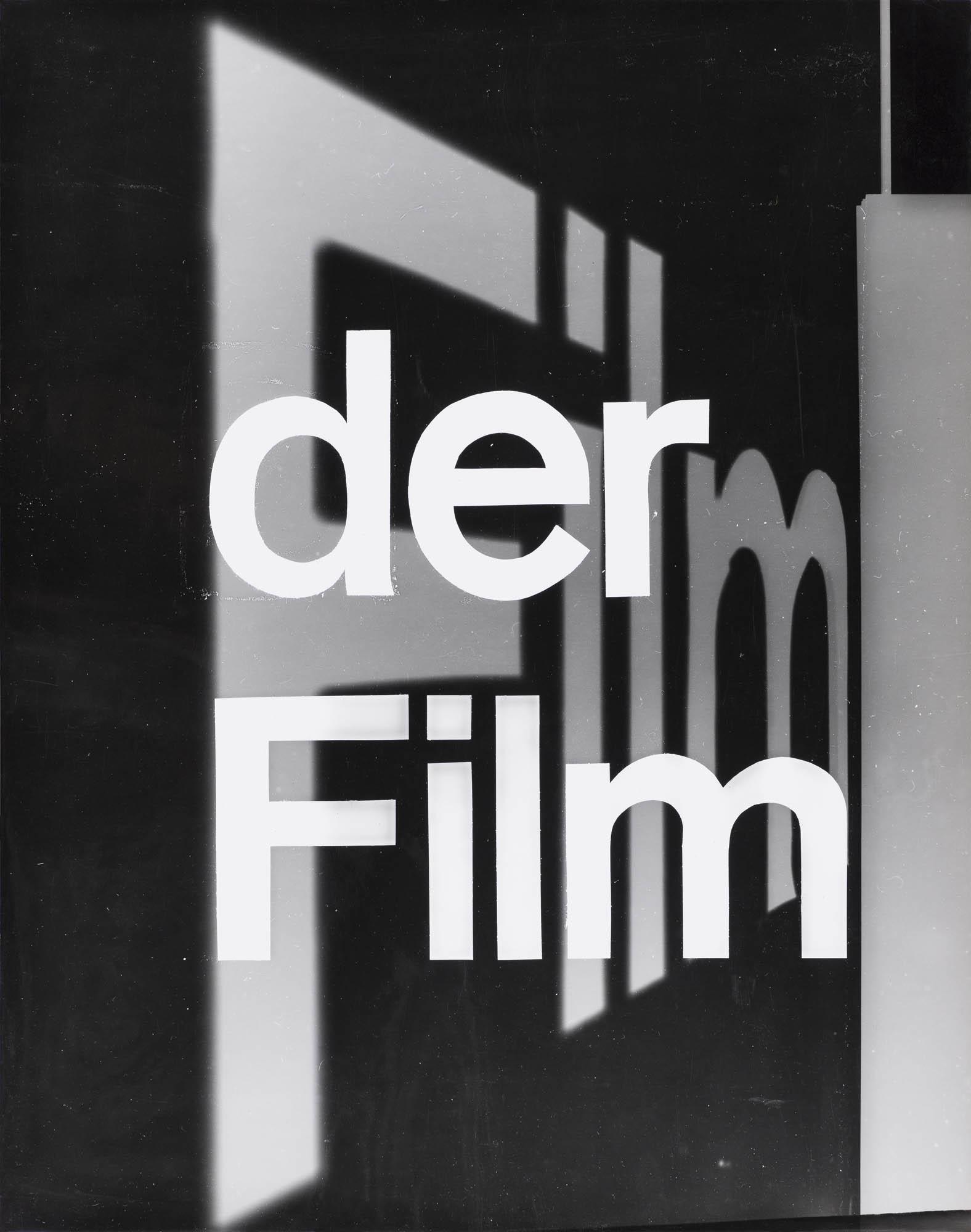 Kunstgewerbemuseum Zürich – Der Film Josef Müller-Brockmann Poster