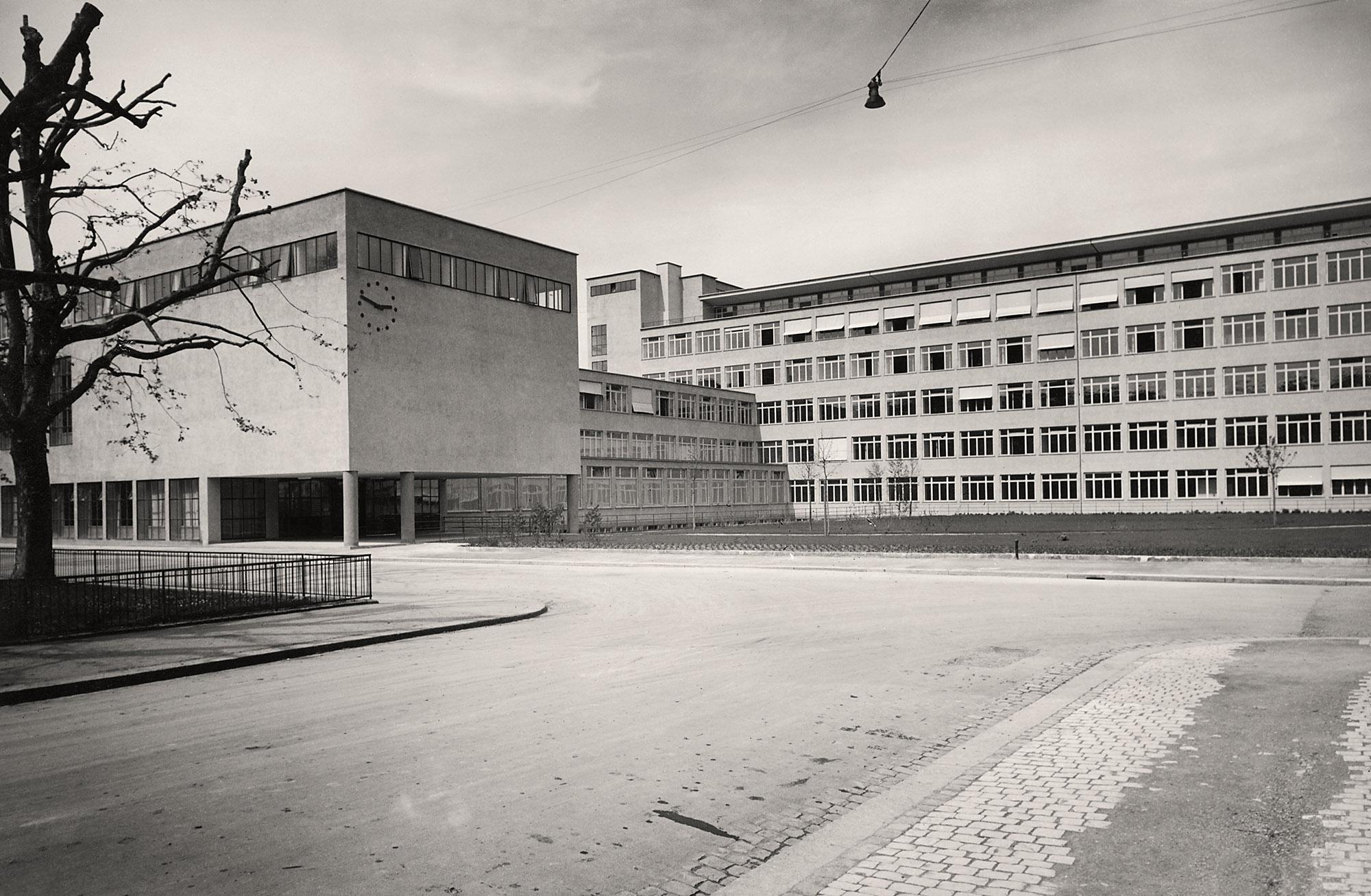 Museum für Gestaltung Zürich, Eingang