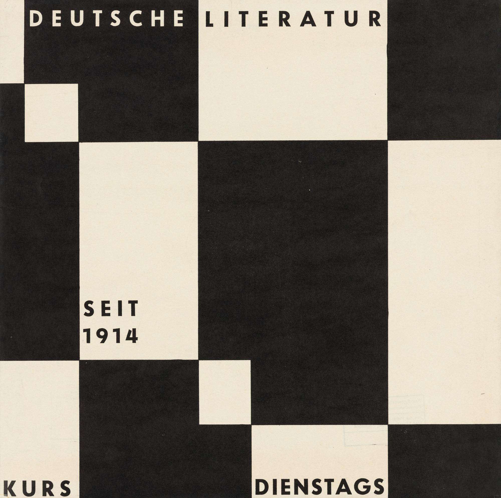 Jürgen Uhde – Konzertante Klaviermusik Otl Aicher Poster