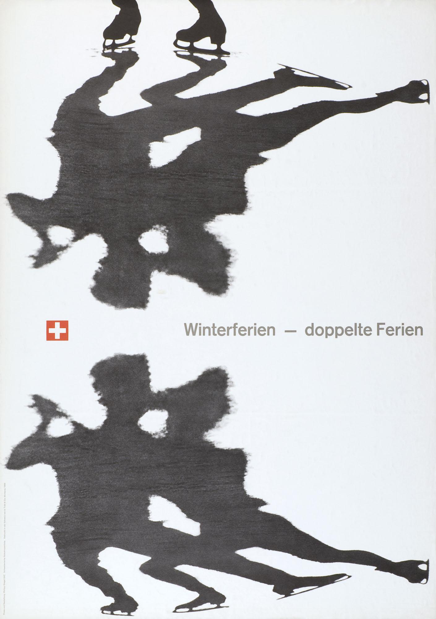 Bergluft macht schlank Philipp Giegel Poster