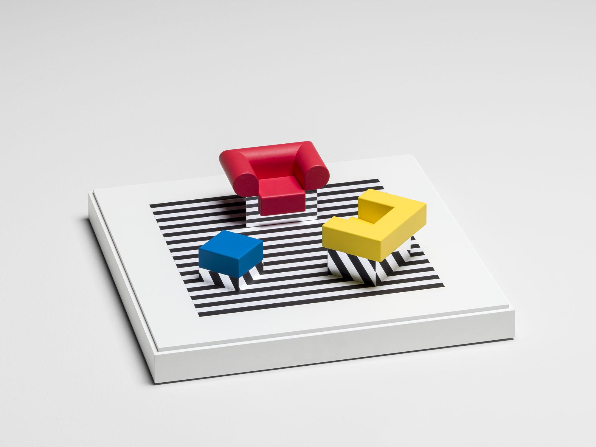 Florian Robert Haussmann Trix Haussmann Tisch