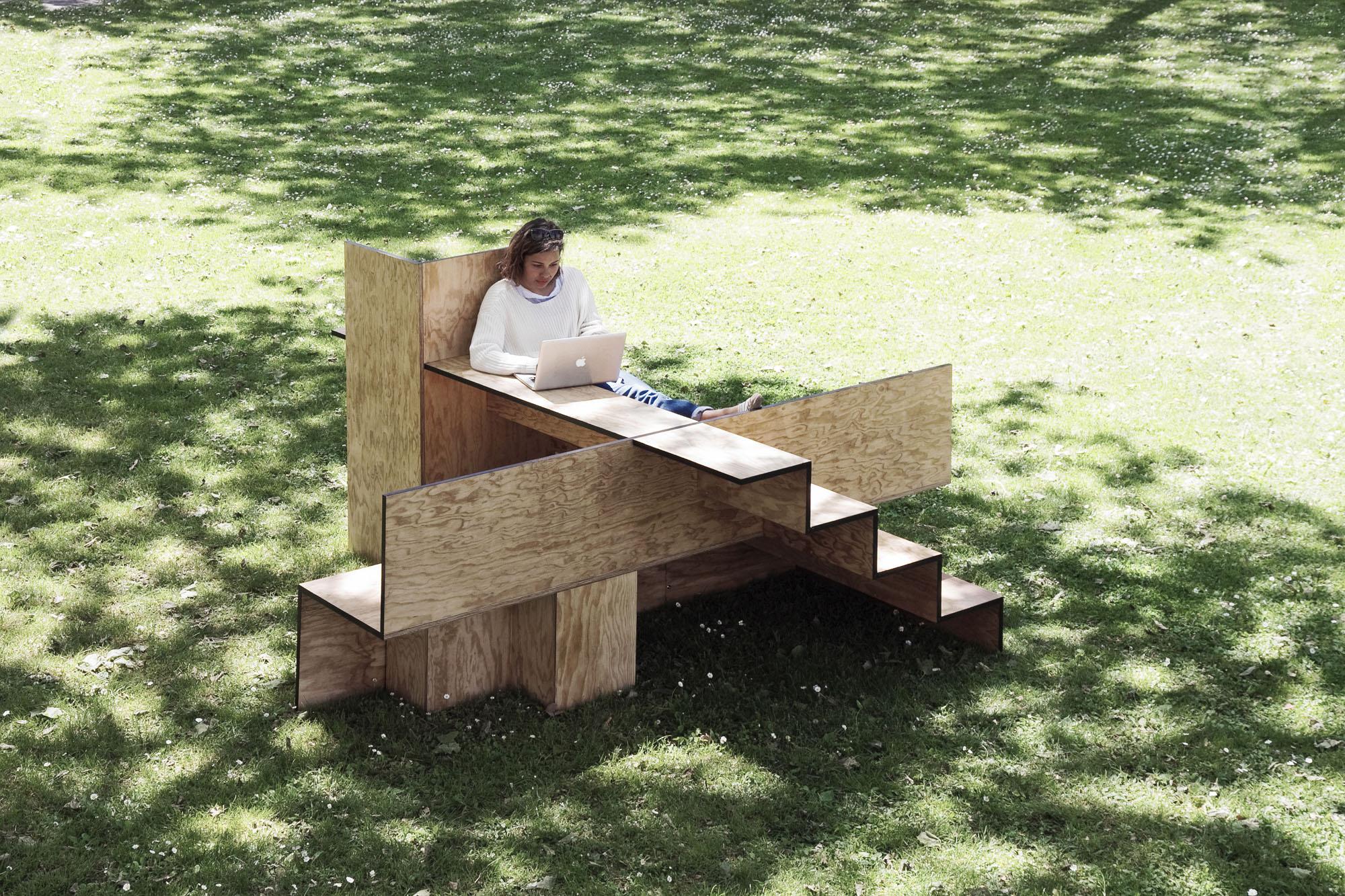 Basic Chair Sebastian Marbacher Stuhl